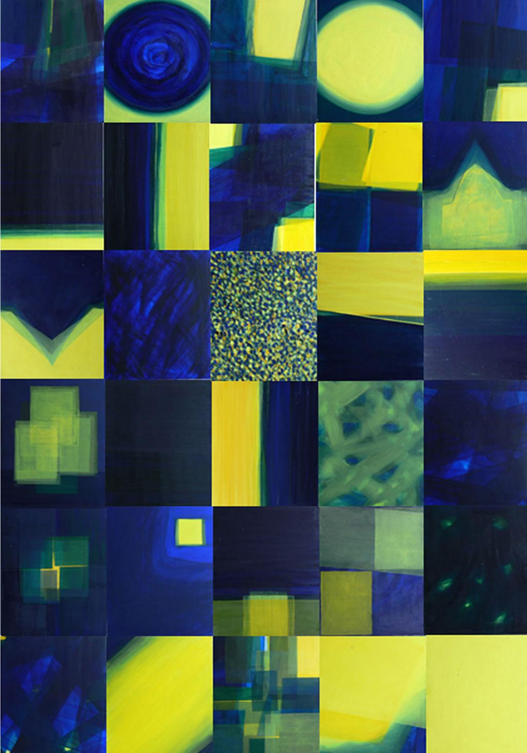 Kalas Zsuzsa: Illusztrációk egy meséhez (sorozat), 2006