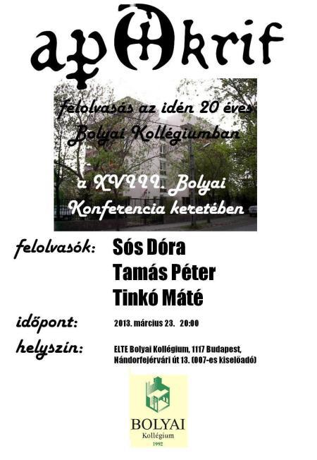 apokrif_plakát_20130323(bolyai)