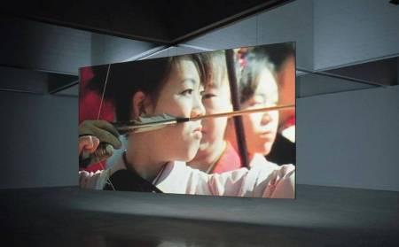 Fiona Tan: Szent Sebestyén, 2002, forrás: http://www.depont.nl