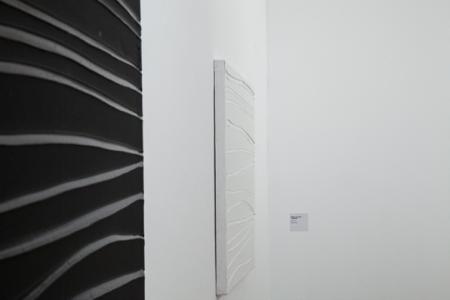 6.kép Pierre Soulages: Peinture 102 x 130 cm, 21 mars 2012 és Peinture 102 x 130 cm, 20 mars 2012, 2012