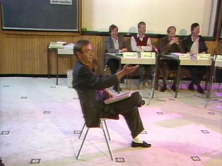 2. kép: Harun Farocki: Die Schulung, 1987, fotó: Harun Farocki
