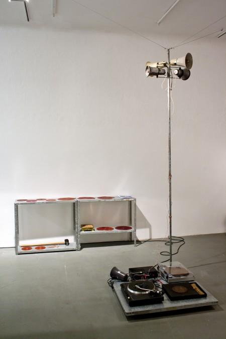 3. kép: Arturo Hernández Alcázar: No trabajes Nunca, 2010-2011, fotó: Arturo Hernández Alcázar, Galerie Dukan