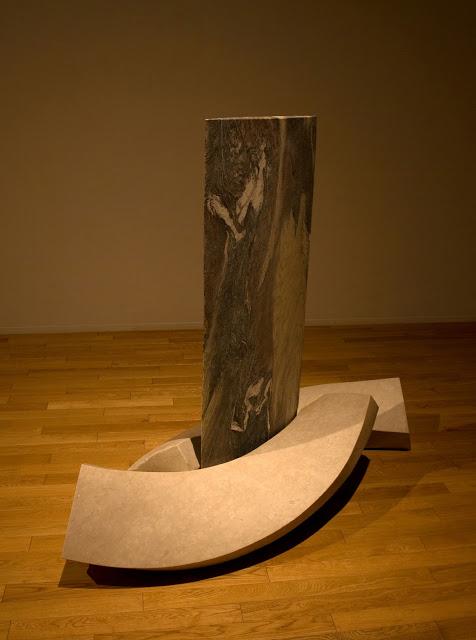 Selinunte–Dormiveglia, 2009, márvány, 135 × 70 × 80 cm