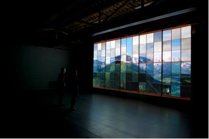 Ősz Gábor: Das Fenster, 2013