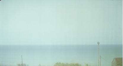 Ősz Gábor: Folyékony horizont No. 10, 2000, expozíciós idő: 3 óra 45 perc