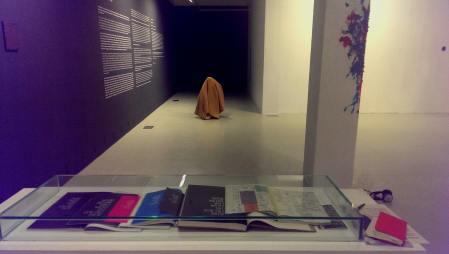 Navid Nuur kiállítása a Trafóban