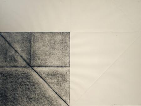 Maurer Dóra: Rejtett Struktúrák, 1977, kép forrása: a szerző fotója