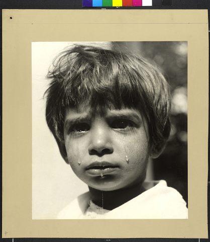 Werner Bischof (Magnum Photos): Hajdúhadháza, Magyarország, 1947,  kép forrása: http://maimano.hu/