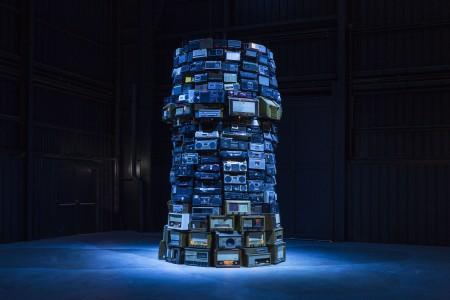 Cildo Meireles: Babel, 2001