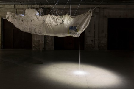 Damián Ortega: Hollow/Stuffed: Market Law, 2012