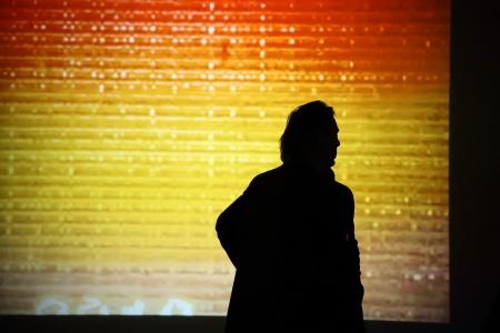 Tulisz Hajnalka: Szín-játék, 2010, fotó: Juhász G. Tamás