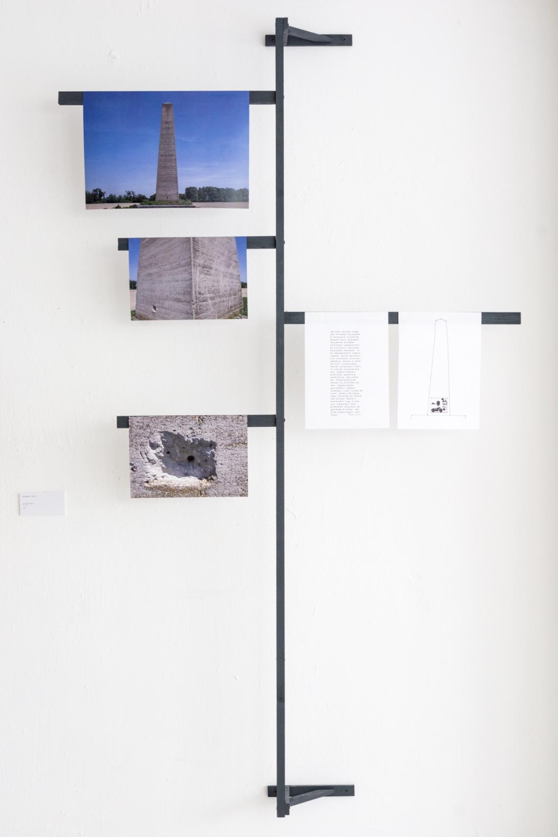 Gruppo Tökmag: Monumentum, 2016, fotó: Ganz Aaron