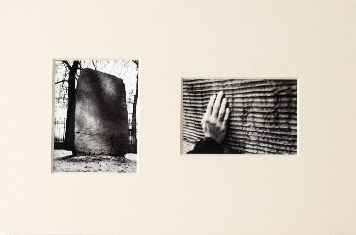 Kerezsi Nemere: Függőleges független, 2003, fotó: Ganz Aaron