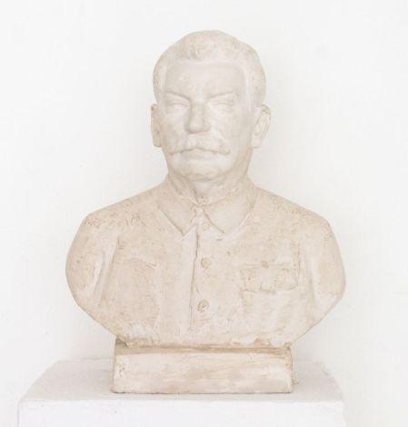 Pátzay Pál: Sztálin, 1952, fotó: Ganz Aaron