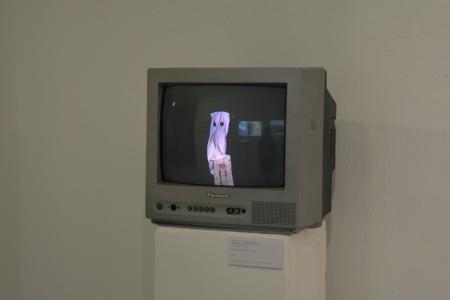 TNPU (Telekommunikáció Nemzetközi Paralel Uniója) – Lorrensy Júlia: A Szabadság Lelkének Szobra, 1992–1997, fotó: Fehér Márta.