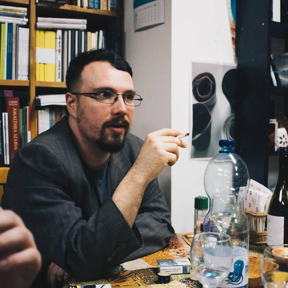 Nyerges Gábor Ádám (Kis Norbert képe)