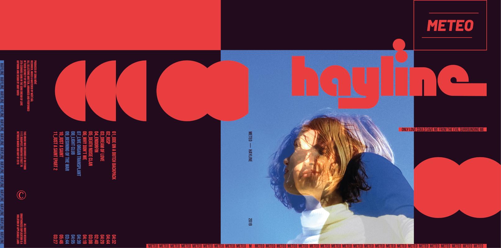 Meteo: Hayline (borító)